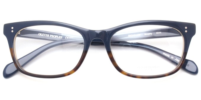 OLIVER PEOPLES /  MURPHY  /  NVH  /  ¥28,000 + tax
