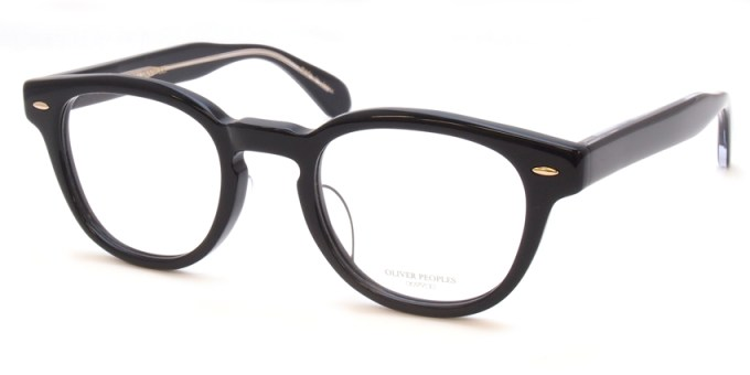 OLIVER PEOPLES / SHELDRAKE-J / BKG / ¥29,000 + tax