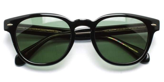 OLIVER PEOPLES / Sheldrake Sun / BK / ¥31,000 + tax