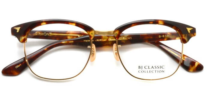 BJ CLASSIC  /  S - 832  /  color* 1   /  ¥28,000 + tax
