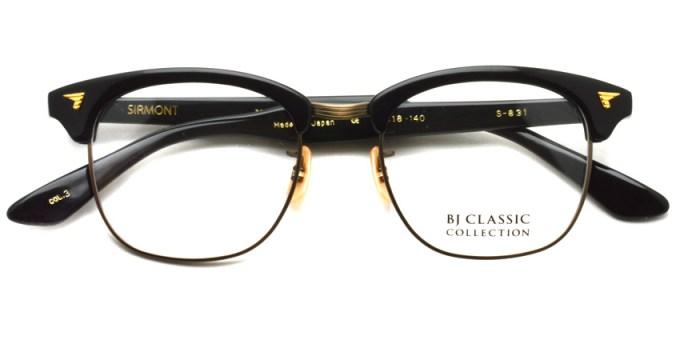 BJ CLASSIC  /  S - 831  /  color* 3   /  ¥28,000 + tax