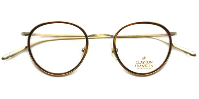 CLAYTON FRANKLIN / 606 / AGP/MDM / ¥30,000 + tax
