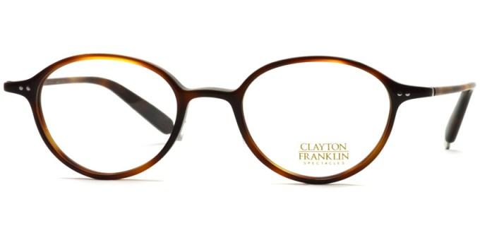 CLAYTON FRANKLIN / 723 / DM / ¥28,000 + tax