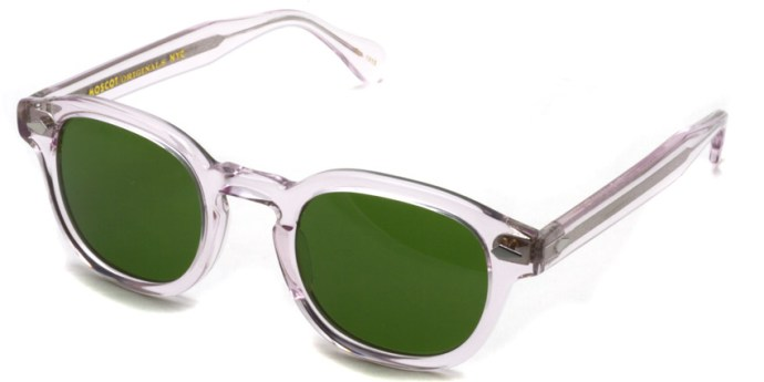 MOSCOT / LEMTOSH Sun / BLUSH - C.A.Green / ¥30,000 + tax