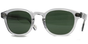 MOSCOT / LEMTOSH Sun / LIGHT GREY - G15 / ¥30,000 + tax