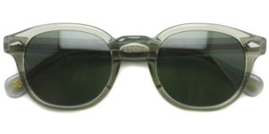 MOSCOT / LEMTOSH Sun / SAGE - G15 / ¥34,000 + tax