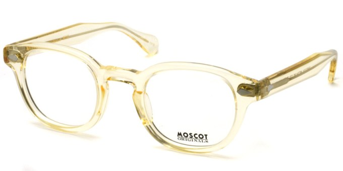 MOSCOT / LEMTOSH / FLESH / ¥31,000 + tax