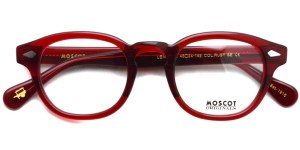 MOSCOT / LEMTOSH / RUBY / ¥27,000 + tax