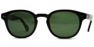 MOSCOT / LEMTOSH Sun / BLACK - G15 / ¥30,000 + tax