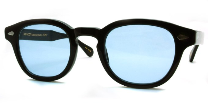 MOSCOT  /  LEMTOSH Sun  / BLACK - BLUE  /  ¥30,000 + tax