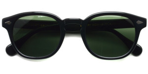 MOSCOT / LEMTOSH Sun / BLACK - G15 / ¥34,000 + tax