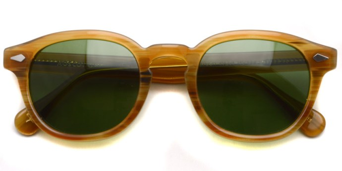MOSCOT / LEMTOSH Sun / BLONDE - C.A. GREEN / ¥30,000 +tax