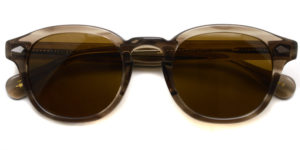 MOSCOT / LEMTOSH Sun / BROWN ASH - C.O.BROWN / ¥34,000 + tax