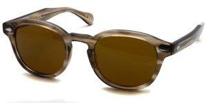 MOSCOT / LEMTOSH Sun / BROWN ASH - C.O.BROWN / ¥30,000 + tax