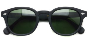 MOSCOT / LEMTOSH Sun / MATTE BLACK - G15 / ¥30,000 + tax