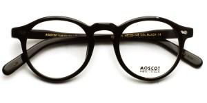 MOSCOT / MILTZEN / BLACK / ¥31,000 + tax