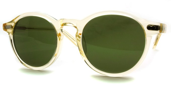 MOSCOT / MILTZEN Sun / FLESH - C.A.GREEN / ¥34,000 + tax