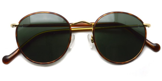 MOSCOT / ZEV Sun / Blonde - Gold - G15 / ¥31,000 + tax