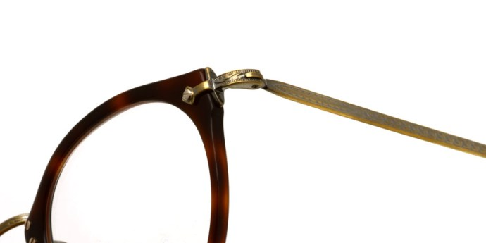 OLIVER PEOPLES /  505  /  DM   /  ¥31,000 + tax