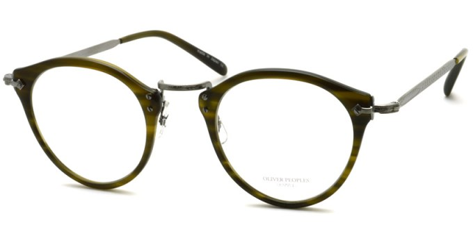 OLIVER PEOPLES /  505  /  OT   /  ¥31,000 + tax