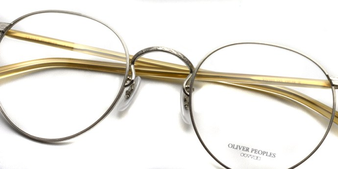 OLIVER PEOPLES / OP-78 / Silver / ¥30,000 + tax