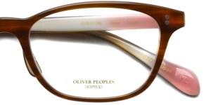 OLIVER PEOPLES / JAYLEE / OTPI / ¥29,000 + tax