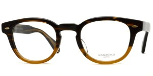 OLIVER PEOPLES / SHELDRAKE-J / 8108 / ¥29,000 + tax