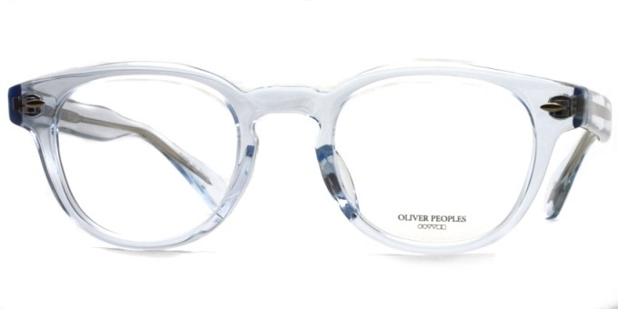 OLIVER PEOPLES / SHELDRAKE-J / CRY / ¥29,000 + tax