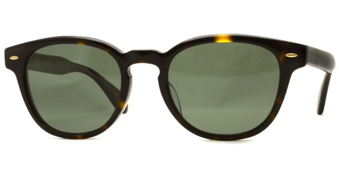 OLIVER PEOPLES / Sheldrake Sun / 362 / ¥31,000 + tax