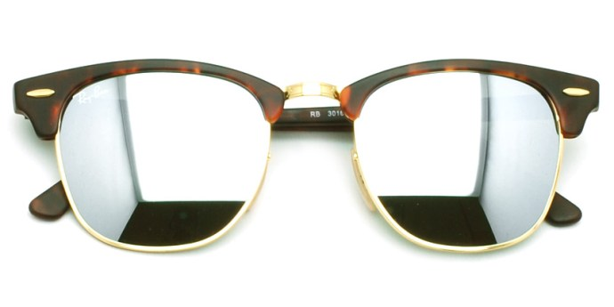 "RayBan  /  RB3016 ""CLUBMASTER"" / 1145/30  / ¥24,000 + tax"