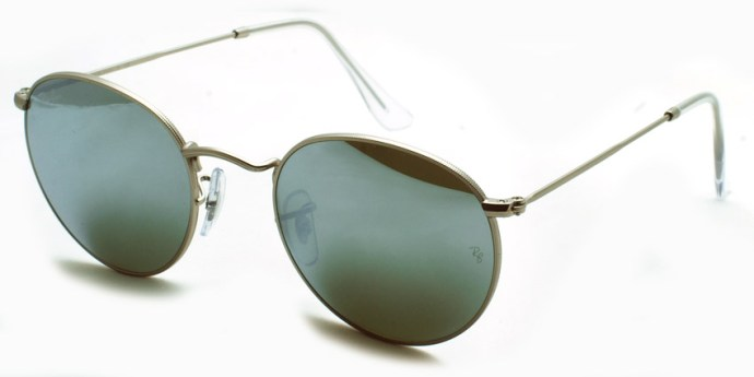 "RayBan  /  RB3447 ""ROUND METAL"" / 019/30 / ¥23,000 + tax"