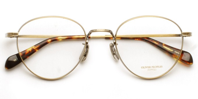 OLIVER PEOPLES /  BLACKTHORNE  /  AG  /  ¥35,000 + tax