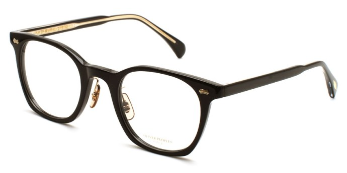 OLIVER PEOPLES /  COEN  /  BK  /  ¥31,000 + tax