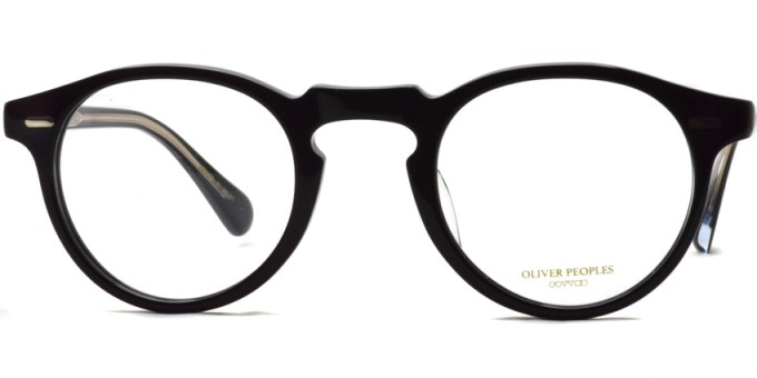 OLIVER PEOPLES / GREGORY PECK -J / BK