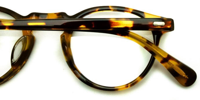 OLIVER PEOPLES / GREGORY PECK -J / DTB / ¥30,000 + tax