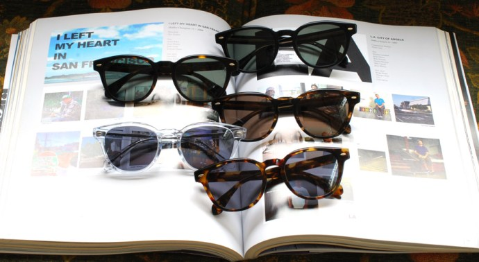 OLIVER PEOPLES / Sheldrake Sun