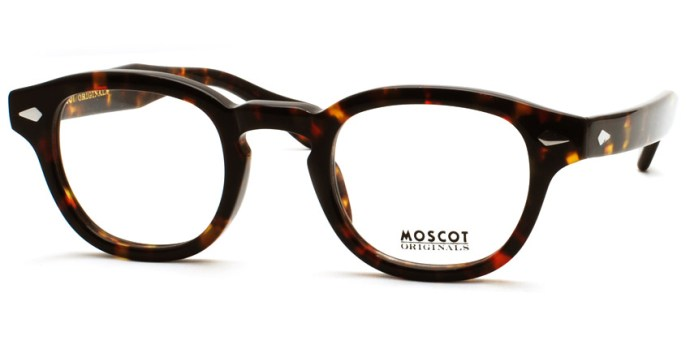 MOSCOT  /  LEMTOSH  /  TORTOISE  /  ¥27,000 + tax