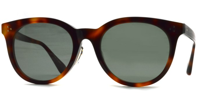 OLIVER PEOPLES / BARNSDALL-P / DM - G15 / ¥30,000 + tax