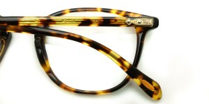 OLIVER PEOPLES x MILLER'S OATH / Sir FINLEY / color* VDTB / ¥32,000 + tax