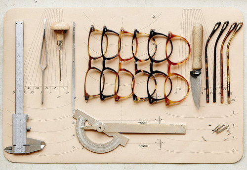 "OLIVER PEOPLES x MILLER'S OATH  ""the sir series"""