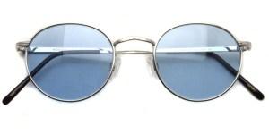 MOSCOT / DOV Sun / Silver - Light Blue / ¥35,000 + tax