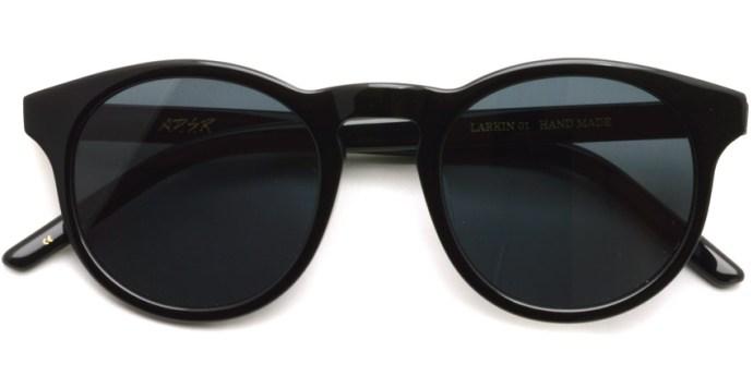 A.D.S.R. / LARKIN01 / BLACK / ¥15,000 + tax