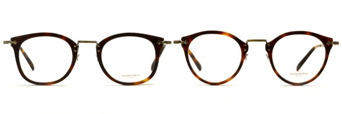 OLIVER PEOPLES / OP-506(47) L --- OP-505 R