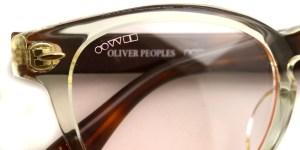 OLIVER PEOPLES / Sheldrake-1986 / BECR-C.W / ¥29,000 + tax