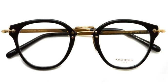 OLIVER PEOPLES / 507C / BKG / ¥33,000 + tax