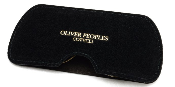 OLIVER PEOPLES / Clip case