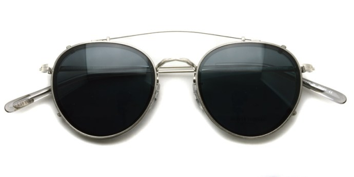 OLIVER PEOPLES  /  MP-2 Clip  / P - GRY / ¥12,000 + tax