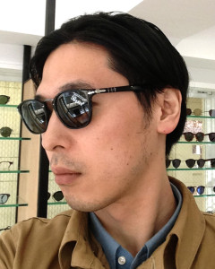 wearing Persol / 3110S / 95/31