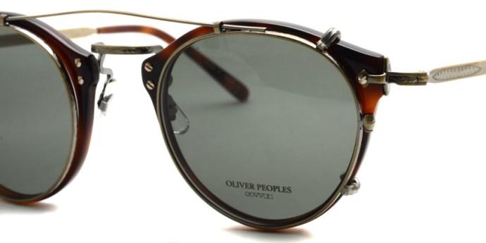 OLIVER PEOPLES / OP-505 c/DM & Clip c/ AG-G15
