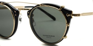 OLIVER PEOPLES / 505 Clip / G-G15 / ¥12,000 + tax